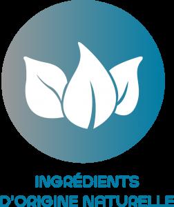 Ingrédients d'origine naturelle